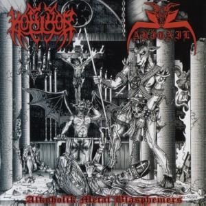 """KORIHOR / ABIGAIL [Phi/Jap] """"Alkoholik Metal Blasphemers"""""""