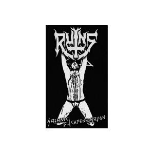 "RUINS [Ger] ""Satanic Bitchpenetration"""
