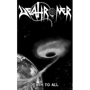 "DEATHRONER [Can] ""Death to all"""
