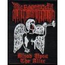 BLASPHEMY (Canada) - Blood Upon the Altar