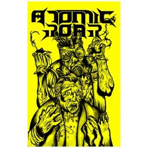 """ATOMIC ROAR [Bra] """"School Of Lust"""""""