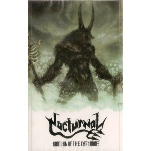 "NOCTURNAL [Ger] ""Arrival Of The Carnivore"""