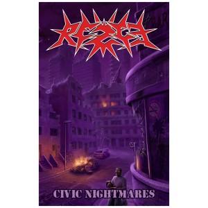 """REZET [Ger] """"Civic Nightmares"""""""