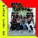 "IRON CURTAIN [Spa] ""Black Fist"""