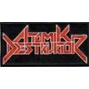 ATOMIK DESTRUKTOR (Portugal) - Logo