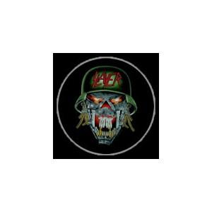 """Slayer """"Logo w/ Skull"""""""